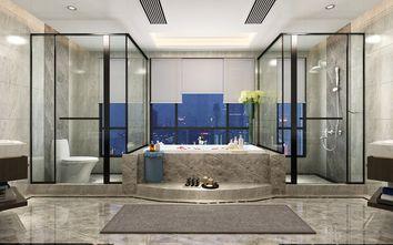 20万以上140平米别墅中式风格卫生间图片大全