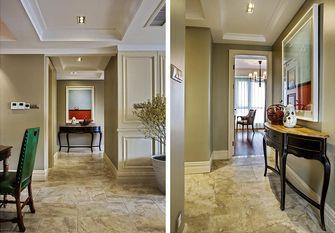 140平米四室三厅新古典风格走廊装修图片大全