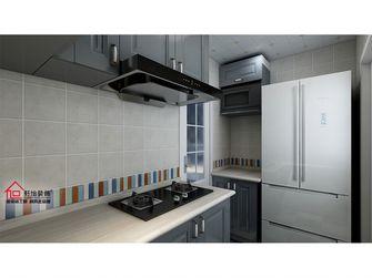 80平米四室一厅地中海风格厨房装修案例