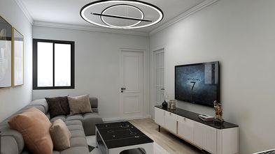 80平米三室一厅北欧风格客厅装修图片大全