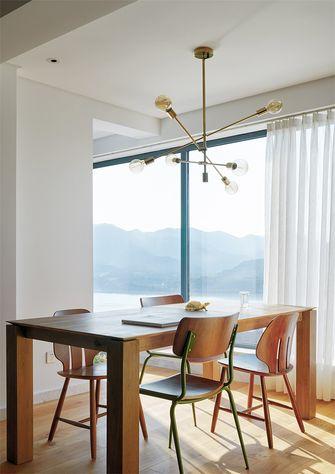 110平米三室两厅现代简约风格阳台装修案例