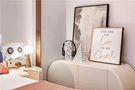 110平米三室三厅混搭风格卧室装修案例