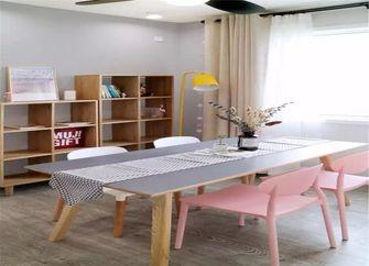 50平米公寓北欧风格餐厅装修效果图