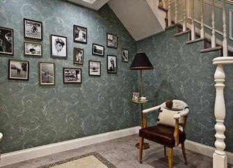 富裕型140平米四室三厅新古典风格楼梯装修效果图