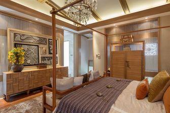 120平米复式东南亚风格卧室图