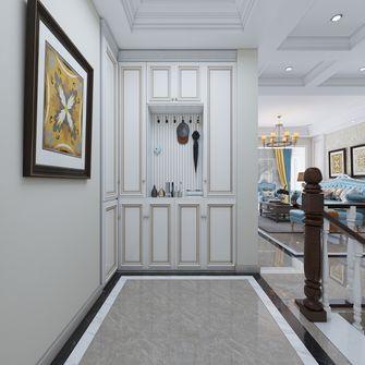 140平米复式混搭风格楼梯间图片