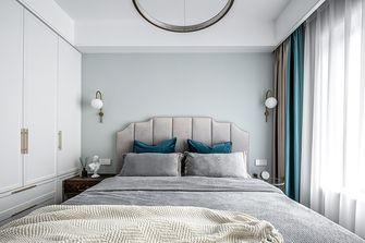 130平米四室两厅现代简约风格卧室图片