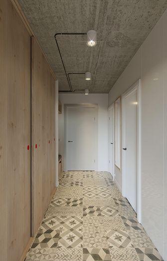 50平米混搭风格走廊设计图