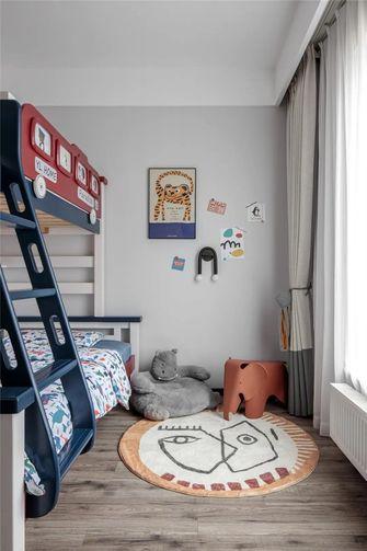 110平米四现代简约风格儿童房图