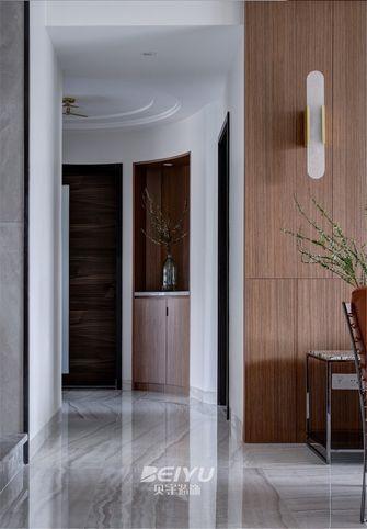 140平米四室两厅现代简约风格玄关图