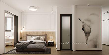 110平米三宜家风格卧室装修效果图