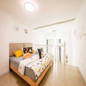 经济型90平米现代简约风格卧室欣赏图