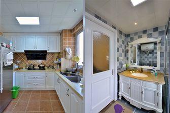 经济型140平米四室三厅混搭风格厨房图片大全