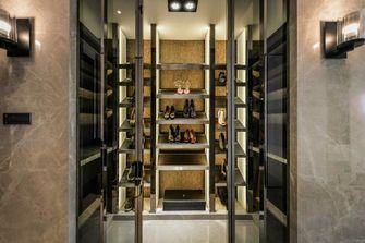 15-20万140平米四室三厅现代简约风格楼梯装修案例