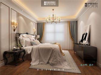140平米四室两厅英伦风格卧室设计图