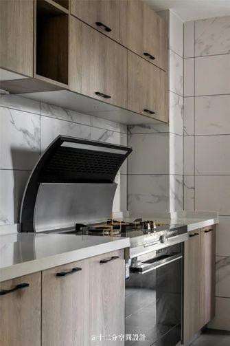 140平米四室两厅北欧风格厨房装修图片大全