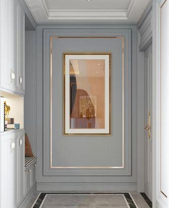 90平米三室一厅美式风格玄关效果图