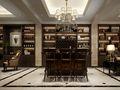140平米四法式风格储藏室设计图