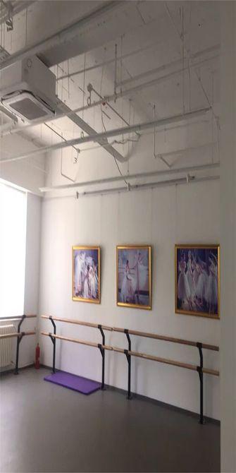 140平米混搭风格健身室图片