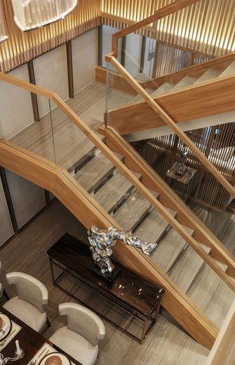 20万以上140平米复式新古典风格楼梯装修案例