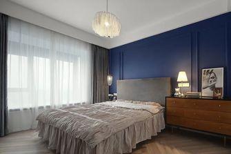 80平米公寓现代简约风格卧室欣赏图
