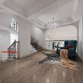 140平米别墅美式风格阁楼设计图