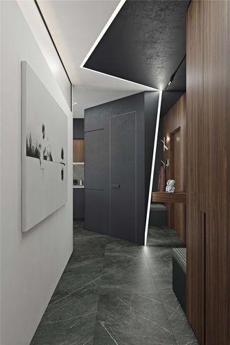 60平米公寓现代简约风格玄关图片大全