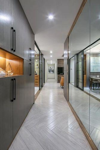 130平米四室两厅现代简约风格玄关欣赏图