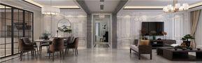140平米四室四厅中式风格其他区域效果图