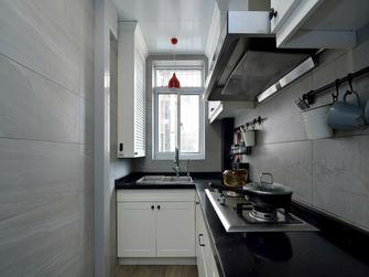 80平米三室两厅北欧风格厨房装修案例