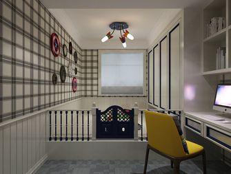 140平米四室两厅新古典风格儿童房图片