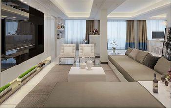 富裕型130平米三室两厅东南亚风格阳台图片大全