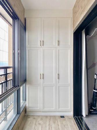 120平米三室两厅北欧风格阳台装修效果图