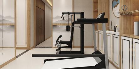 140平米复式中式风格健身室图片大全