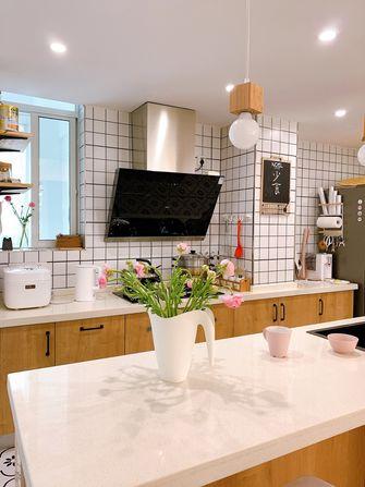 30平米以下超小户型日式风格厨房图