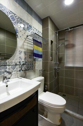 50平米小户型混搭风格卫生间装修案例