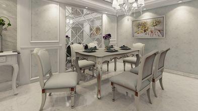 140平米三欧式风格餐厅效果图