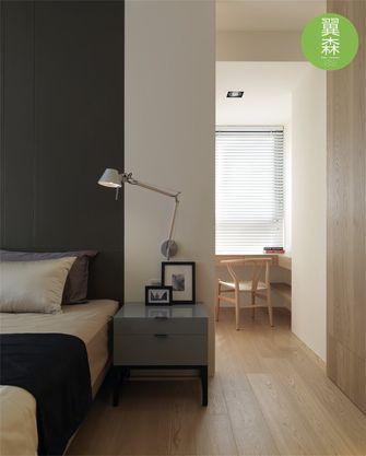 15-20万140平米四室三厅日式风格卧室装修案例