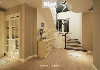 豪华型140平米别墅北欧风格楼梯图片