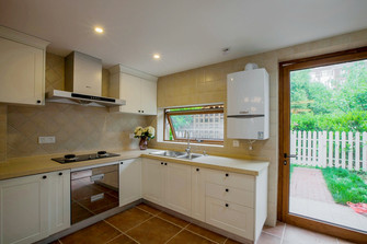 豪华型140平米别墅美式风格厨房欣赏图