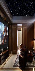 豪华型140平米别墅地中海风格影音室欣赏图