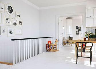 5-10万90平米复式北欧风格楼梯效果图