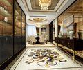 140平米四室两厅新古典风格餐厅家具装修案例