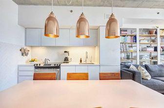 60平米公寓混搭风格餐厅装修图片大全