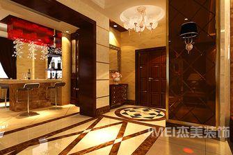 140平米四室五厅混搭风格玄关欣赏图