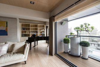90平米现代简约风格阳台欣赏图