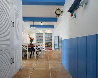 130平米三地中海风格走廊装修图片大全
