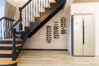 90平米三室两厅北欧风格走廊图片