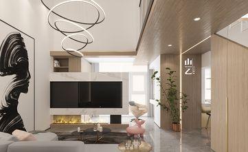 60平米复式宜家风格客厅装修效果图