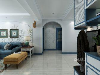120平米三地中海风格客厅图片大全